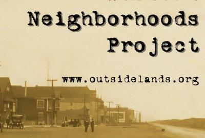 western neighborhoods project