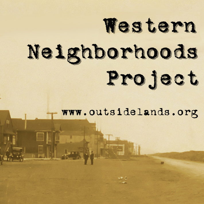 Western neighborhoods project