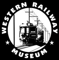 Western Railway Museum Logo San Francisco History Days